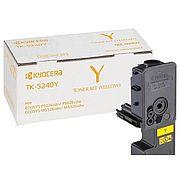 KYOCERA - TK5240Y VB-Material Drucker