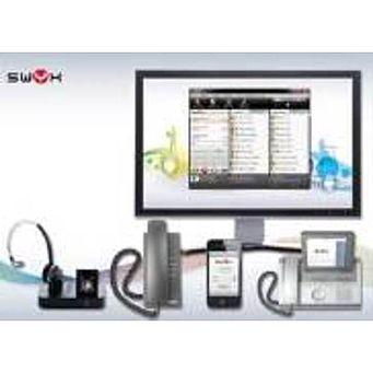 SWYX SOLUTIONS GMBH - SWYXWARE 11 Telefonanlagen