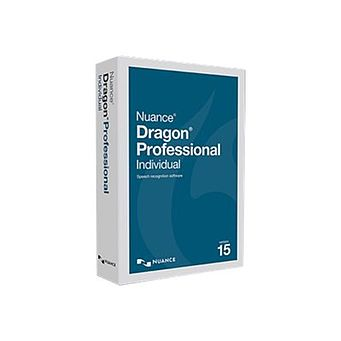 EGS COMPUTER VERTRIE - DRAGON PROF INDIV 15 Software